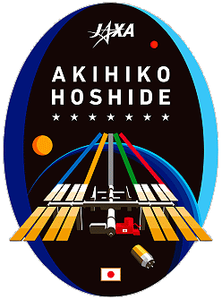 Patch Akihiko Hoshide for ISS-65