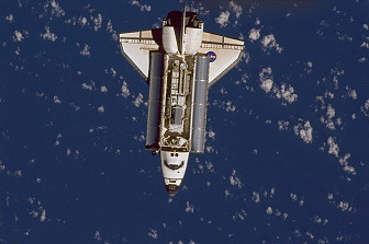Arrival of STS-97
