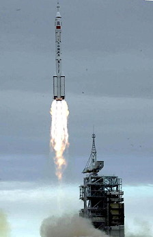 Shenzhou VI launch