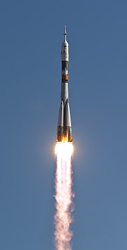 Soyuz TMA-18 launch