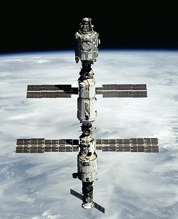 ISS after STS-106