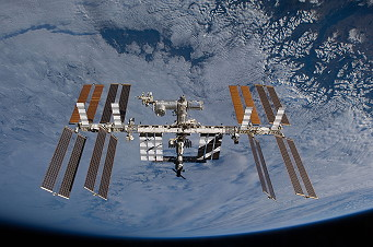 ISS after STS-129