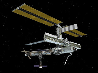 ISS as of March 20, 2006