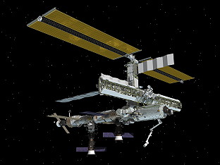 ISS as of March 31, 2006
