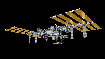 ISS as of July 28, 2012