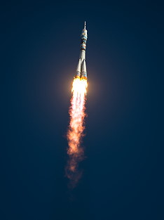 Soyuz TMA-11M launch