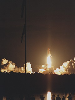 STS-101 launch