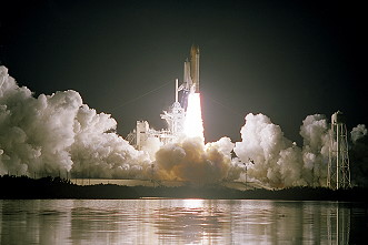 STS-103 launch