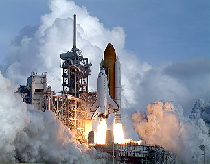 STS-106 launch