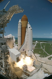 STS-121 launch