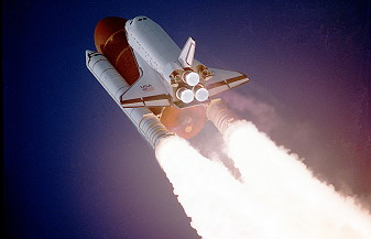 STS-27 launch