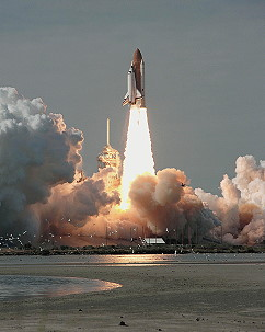 STS-51C launch