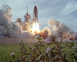 STS-51F launch