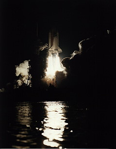 STS-67 launch