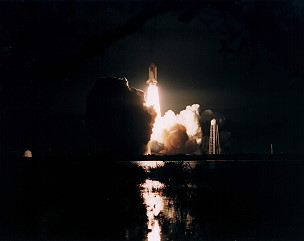 STS-72 launch