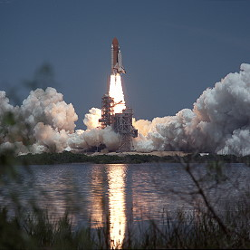 STS-94 launch
