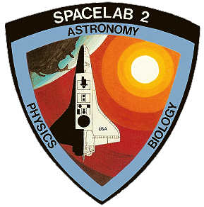 Patch Spacelab 2