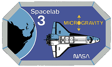 Patch Spacelab 3