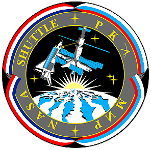 Patch Shuttle-Mir