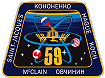 Patch ISS-59