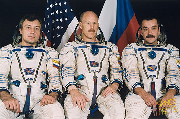 Crew ISS-1 backup