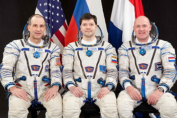 Crew ISS-29 backup