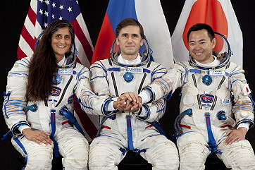 Crew ISS-31 backup