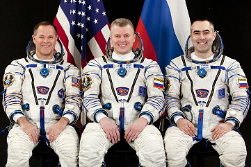 Crew ISS-32 backup