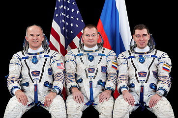 Crew ISS-43 backup