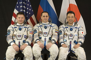 Crew ISS-22 (backup)