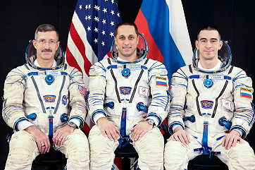 Crew ISS-27 backup
