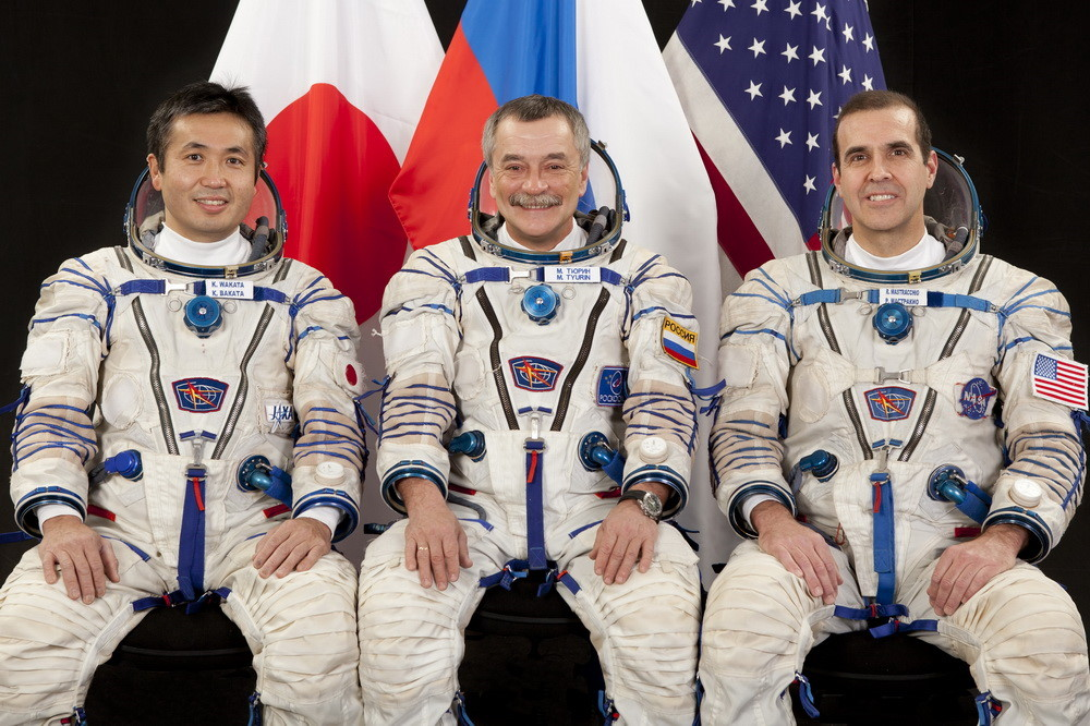 ISS Expedition 36 (backup)