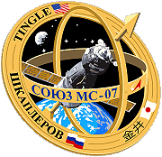 Patch Sojus MS-07