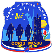 Patch Sojus MS-08